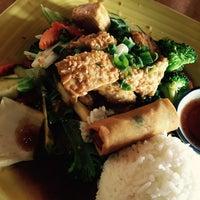 Photo taken at Yupha's Thai Kitchen by David O. on 12/12/2015
