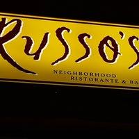 Photo taken at Russo's Neighborhood Ristorante & Bar by Uma'ma M. on 12/18/2014