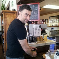 Photo taken at Hot Spots Espresso Inc by Donna W. on 10/12/2013