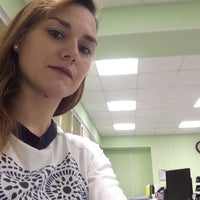 Photo taken at Кировский отдел УФССП by Ольга З. on 12/17/2015