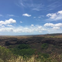 Photo taken at Hanapepe Canyon Lookout by Robert H. on 8/11/2017