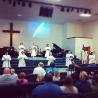 Photo taken at Christian Life Fellowship by Travis M. on 8/25/2013