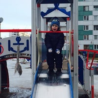 Снимок сделан в Детская Игровая Площадка пользователем Олеся Б. 3/6/2015