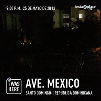Photo taken at Av. Mexico by Carlos G. on 5/26/2013