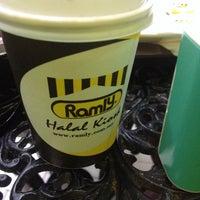 Photo taken at Ramly Halal Kiosk, Seksyen 2 by Hasbollah S. on 1/16/2016