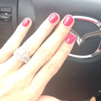 Photo taken at Ivy Nails by Amanda Y. on 3/26/2015