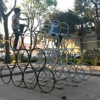 Foto tomada en Parque Piombo por Edgar M. el 2/2/2014
