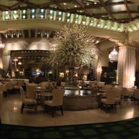 Photo taken at Palm Court at The Drake Hotel by David R. on 7/17/2013