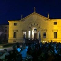 Photo taken at Villa Pojana by Stefano Z. on 7/28/2013