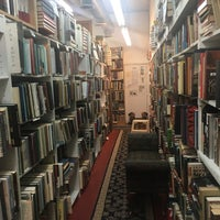 Photo taken at Bookman Rare & Used Books by Guillermo G. on 9/17/2016
