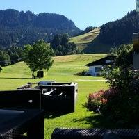 Das Foto wurde bei Rasmushof Hotel Kitzbühel von Ville V. am 8/1/2013 aufgenommen