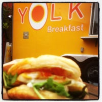 Photo taken at Yolk by David A. on 6/2/2013