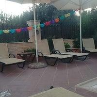 Photo taken at Atsipopoulo by Petteri N. on 7/17/2014