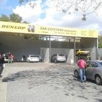 Photo taken at Lavadero  Shop San Cayetano by Walter on 9/20/2014