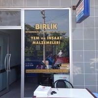 Photo taken at Birlik Veterinerlik CP YEM Bayi by Erman E. on 7/18/2014