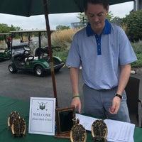 Photo taken at Deerfield Golf Club by David C. on 8/27/2016