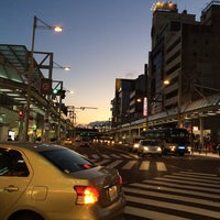 Photo taken at 岐阜駅前中央商店街 by とーもす on 11/19/2013