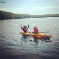 Photo taken at Greenwood Lake Paddleboards by Greenwood Lake Paddleboards on 5/29/2017