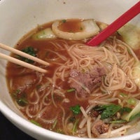 Photo taken at Asiana Noodle Shop by Jon H. on 11/2/2012