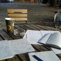 Photo taken at Phil-Café by Wiola Bajerska on 10/17/2014