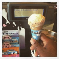 Photo taken at Ben & Jerry's by Aaron J. on 7/22/2015