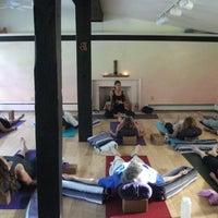Photo taken at Shree Yoga Studios by Shree Yoga Studios on 7/17/2014