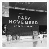 Photo taken at Papa November by Urban S. on 7/17/2013