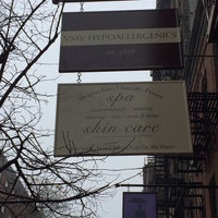 Photo taken at VMV Skin-Specialist Boutique by Elyse E. on 2/21/2014