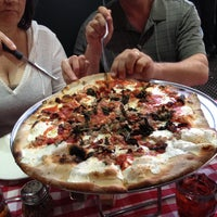 Photo taken at Grimaldi's Pizzeria by Chris M. on 4/21/2013