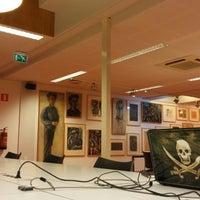 Photo taken at Bibliotheek by Emir A. on 11/7/2014