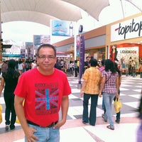 Photo taken at Open Plaza Chiclayo by German M. on 3/10/2013