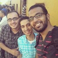 Photo taken at Tahta Train Station by Mohamed G. on 8/5/2014
