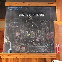 Photo taken at Caribou Coffee by Omar R. on 12/19/2016