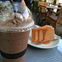 Photo taken at Vivi The Coffee Place by Ms.Loukkaew L. on 11/1/2014