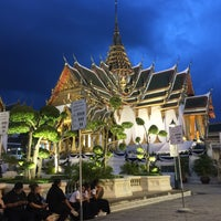 Foto tirada no(a) Dusit Maha Prasat Throne Hall por Patcha L. em 7/15/2017
