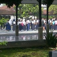 Photo taken at SMA Negeri 22 Bandung by Deviantri K. on 7/13/2013
