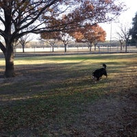 Photo taken at Fort Woof Dog Park by Angela P. on 1/19/2013