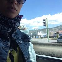 Photo taken at Muğla Ortaca Yolu by Merve K. on 4/21/2015