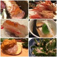 Foto tirada no(a) Sushi Ketsu 榤日本料理 por Yvette T. em 5/8/2014