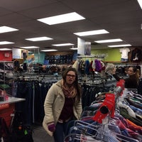 Photo taken at Plato's Closet by Scot on 1/31/2014