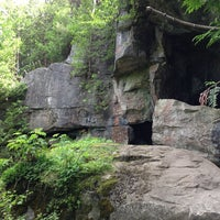 Photo taken at Greigs Caves by Geoffrey W. on 7/26/2013