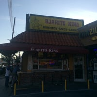 Photo taken at Burrito King by Fernando A. on 7/28/2014