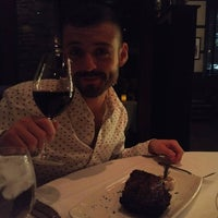 Photo taken at Larsen's Steakhouse by Fernando A. on 12/19/2015