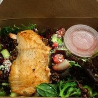 Photo taken at Greenleaf Gourmet Chopshop by Fernando A. on 6/16/2014
