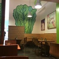 Photo taken at Greenleaf Gourmet Chopshop by Fernando A. on 5/3/2014