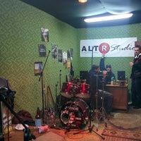 Photo taken at alt r studio by Viktor G. on 11/7/2014