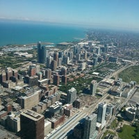 Photo taken at Willis Tower by Ashu M. on 6/7/2013