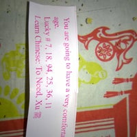 Photo taken at Happy Chinese Restaurant by Jojo G. on 3/15/2014