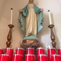 Photo taken at Guardian Angel Church by donna w. on 8/25/2013