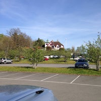 Photo taken at Marks Golfklubb by Janne P. on 4/29/2014